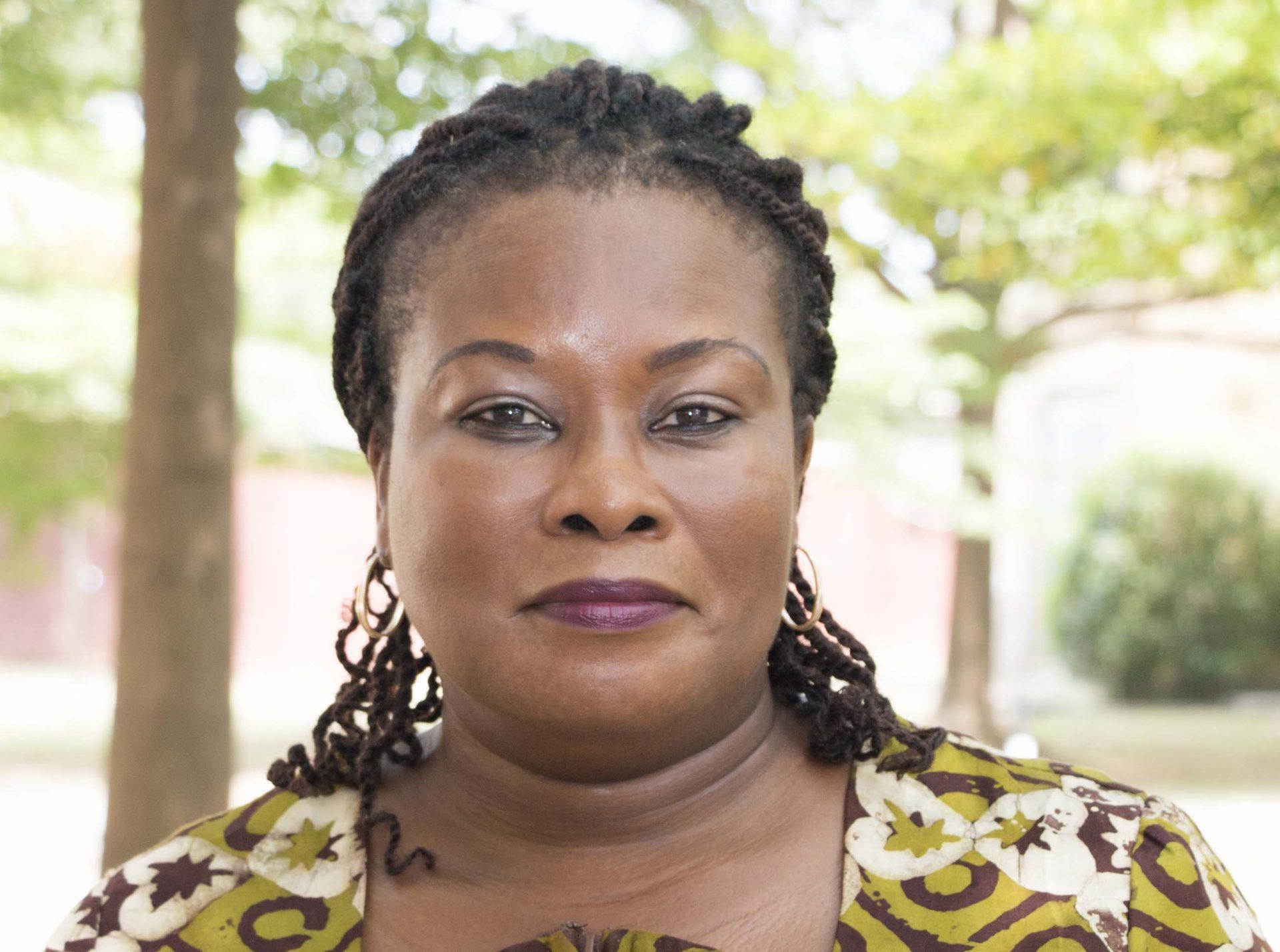 Portrait of Professor  Immaculata Nwokoro