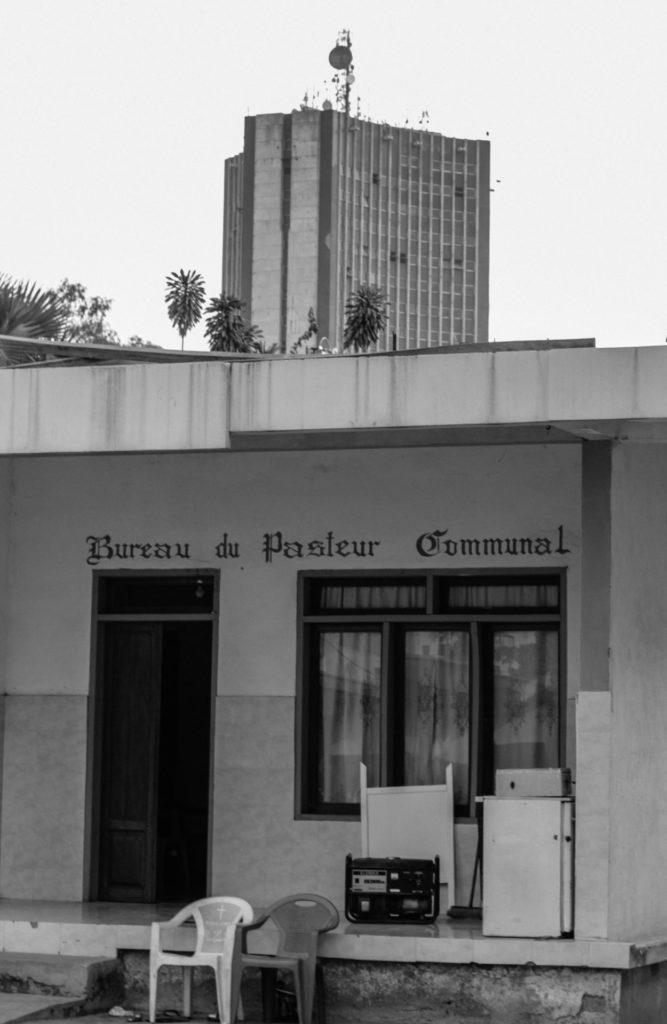 communal pastor's office