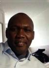 Portrait of Dr  Floribert Ntungila-Nkama
